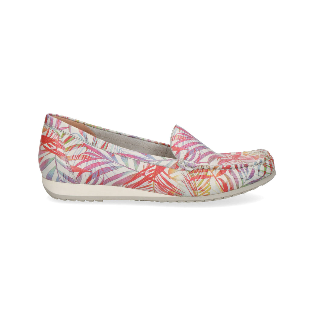 Caprice Multi Coloured Loafer 24274