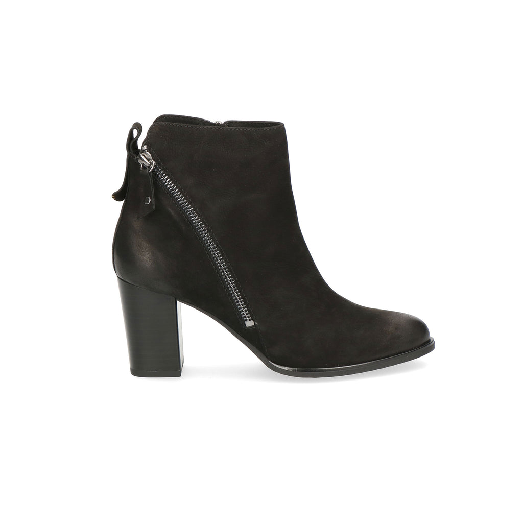 Caprice Side Zip Ankle Boot 25344