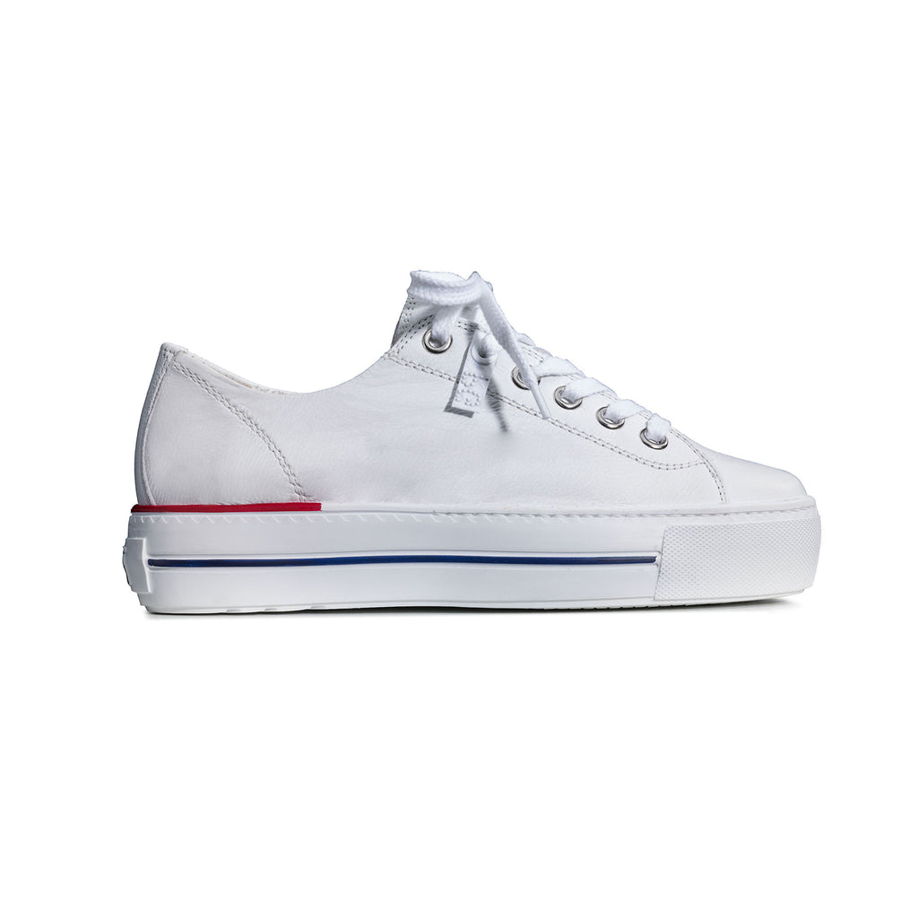 Paul Green Chunky White Trainer 4990