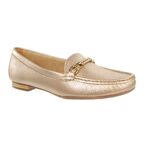 Capollini Gold Loafer