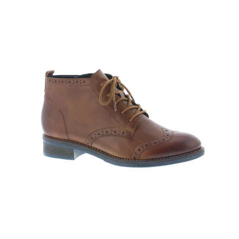 Remonte Lace Up Brogue Boot - D8585