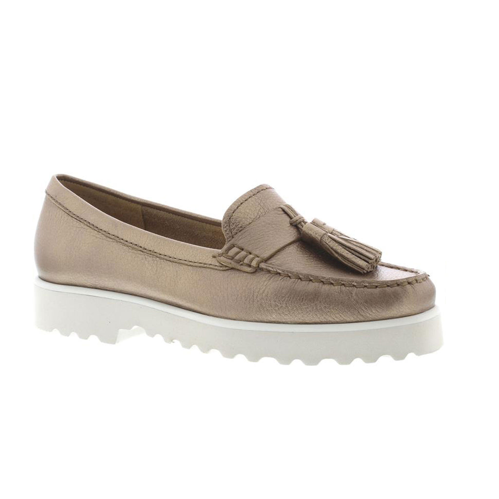 Capollini Chunky Sole Loafer E717