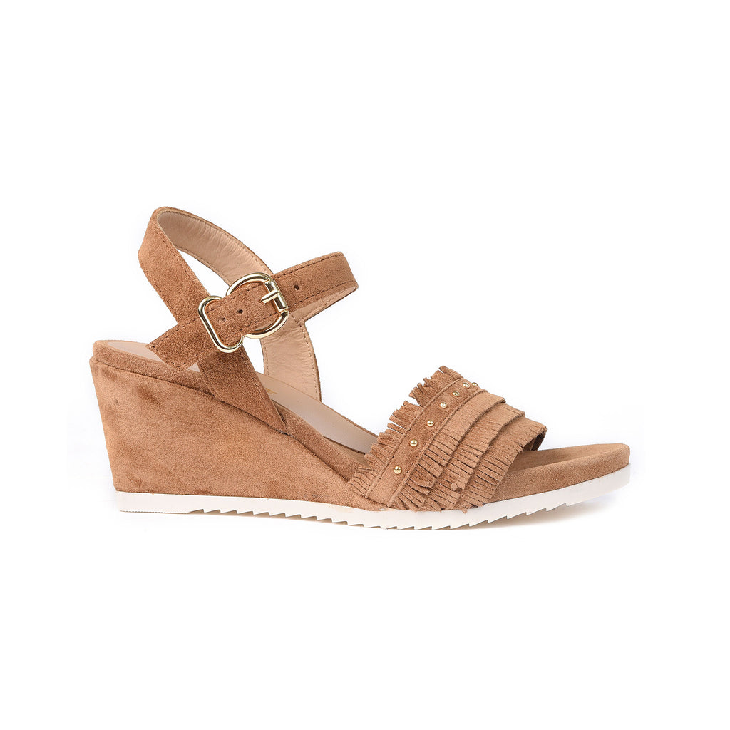 Alpe Wedge Sandal 4266