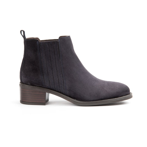 Alpe Suede Ankle Boot 3828