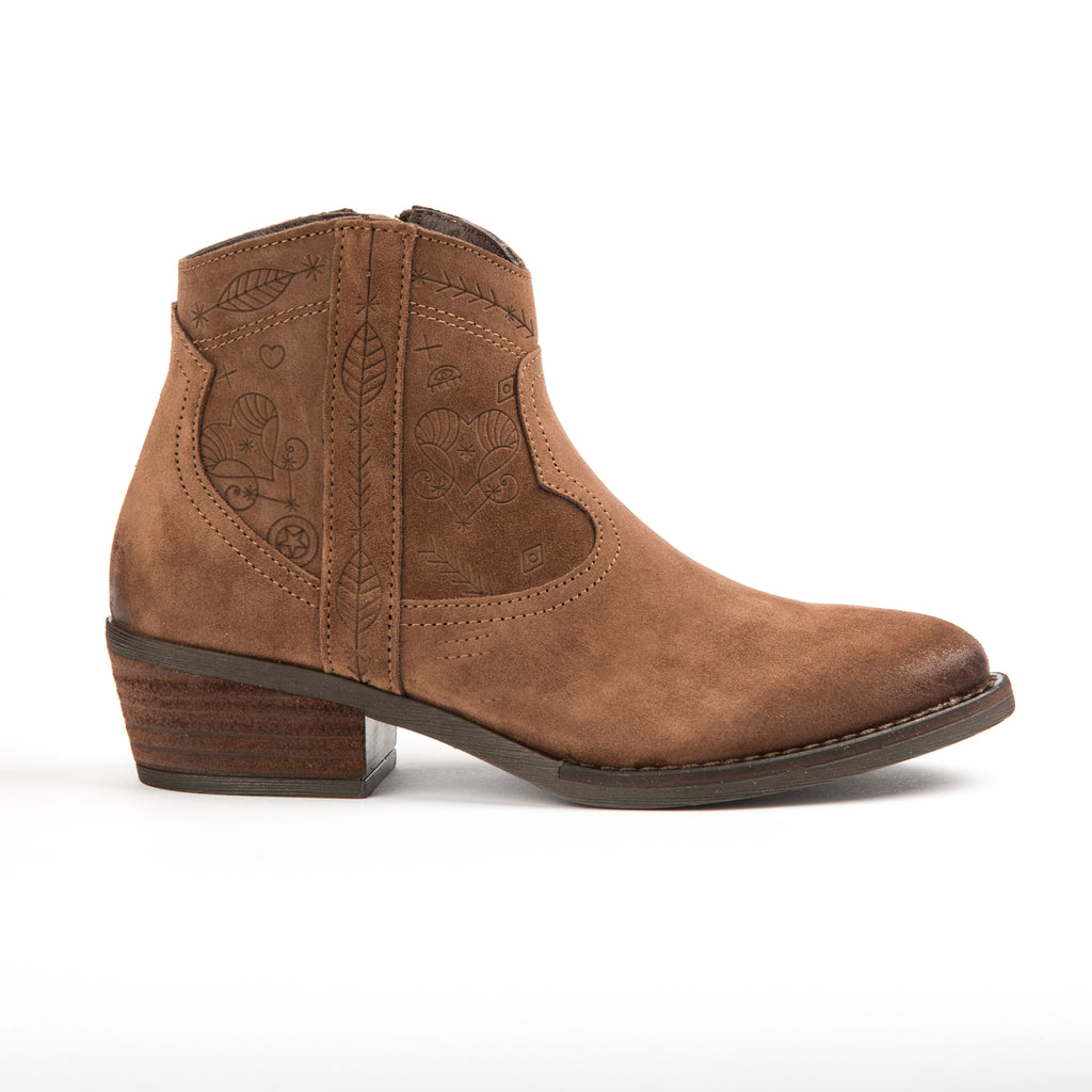 Alpe Western Ankle Boot 3875