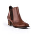 Paul Green Brogue Ankle Boot 9486