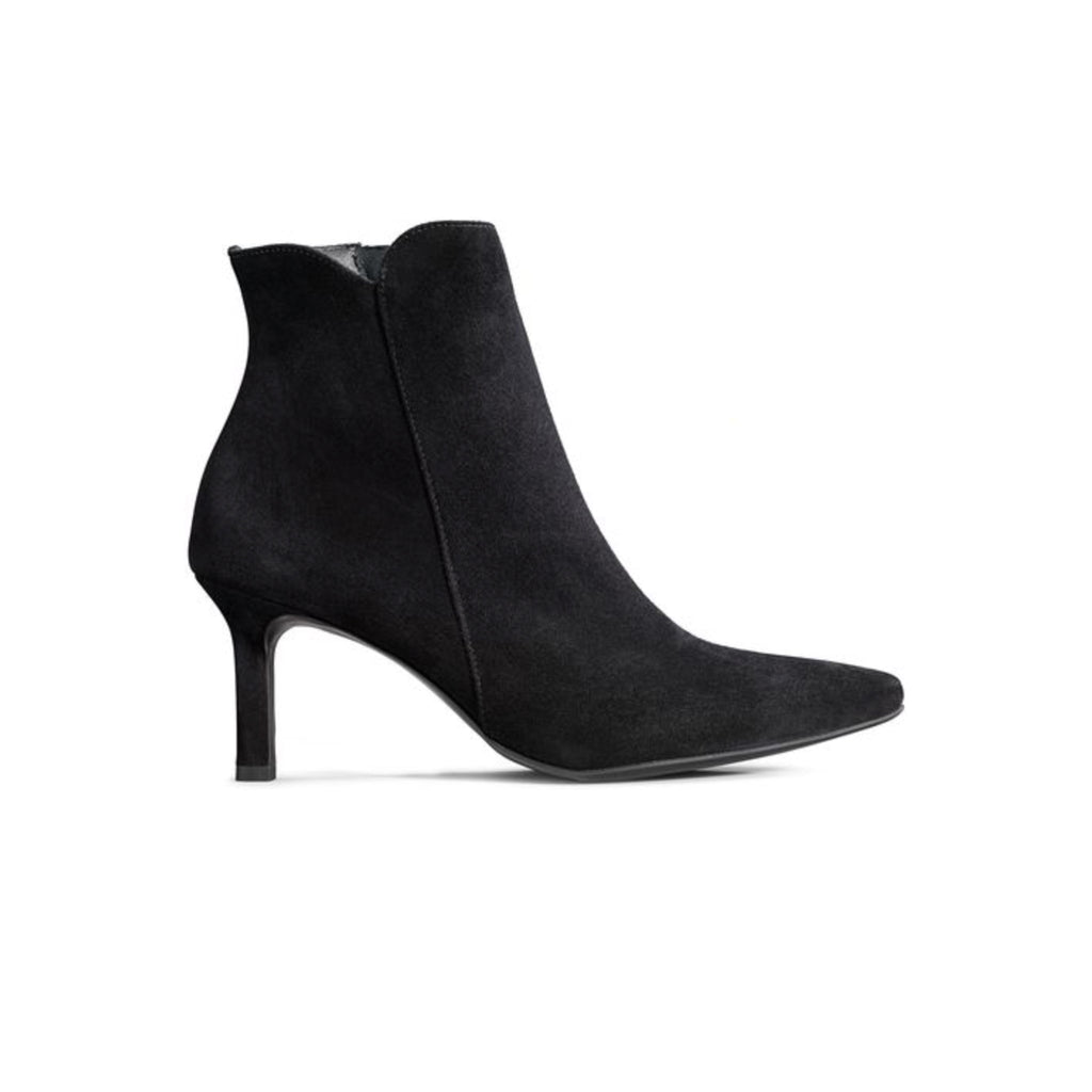 Paul Green Mid Heel Ankle Boot 9684