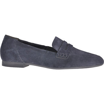 Paul Green Dark Blue Loafer - Blue