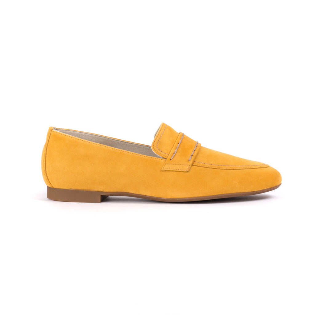Paul Green Suede Loafer 2504