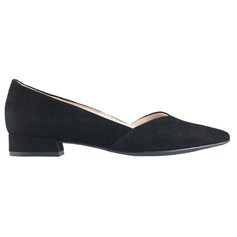 Hogl Black Slip On Shoe