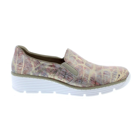 Rieker Multi Slip On Shoe 58766