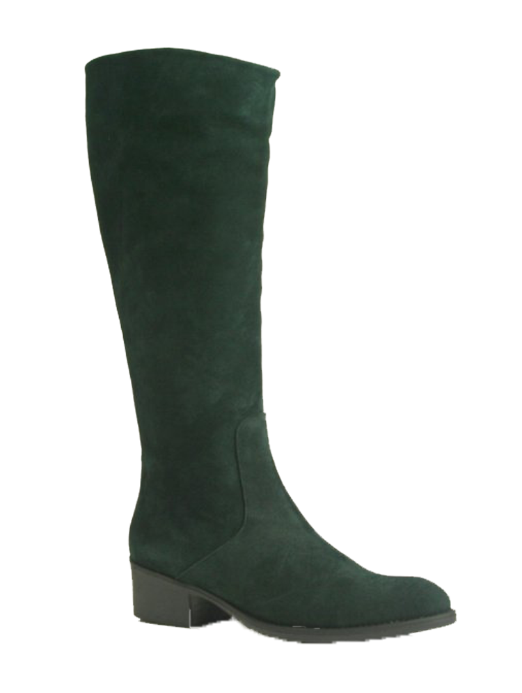 Toni Pons Khaki Green Kneehigh Boot - Tirol