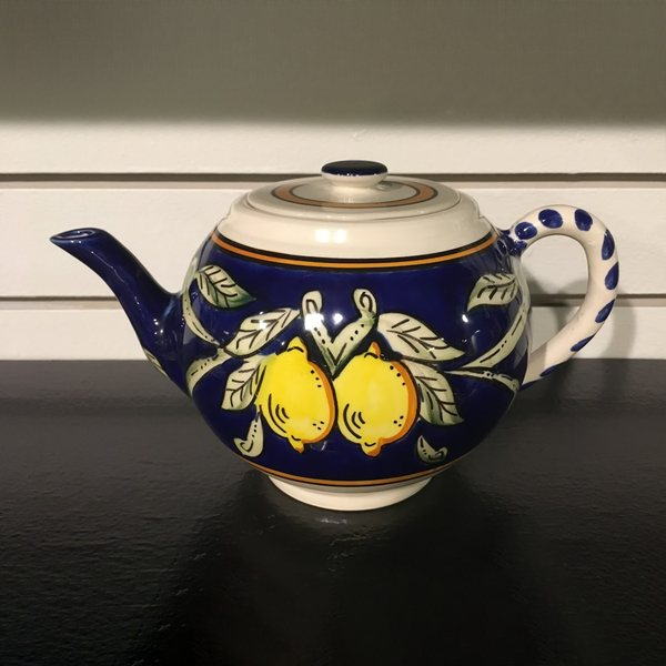 Sweet Lemon Teapot
