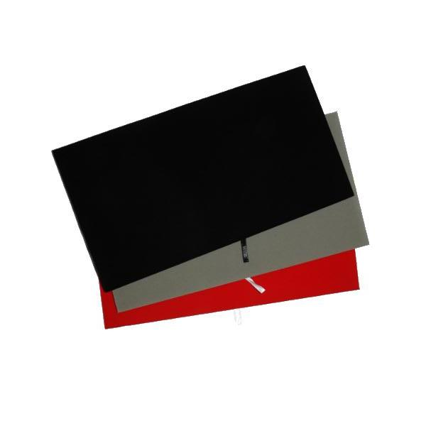 Black Red Or Grey 14x8 Velvet Display Pad Insert Various Sizes