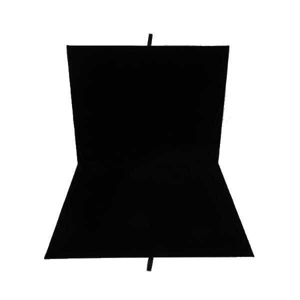 Black 33x20 Velvet Display Pad Insert Various Sizes