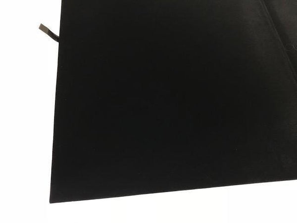 Black 16x15 Velvet Display Pad Insert Various Sizes