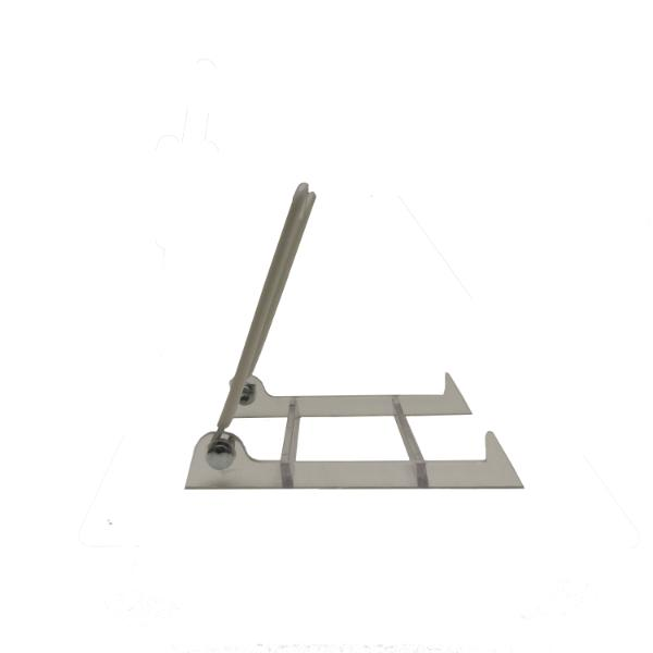 Vinyl Plate Stand Easel 3 1/2x5x4 1/2\