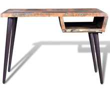 Load image into Gallery viewer, Susan_Solid Indian Wood Study Table