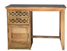 Load image into Gallery viewer, Andrew_Solid Indian Wood Study Table_Office Desk_Study Desk