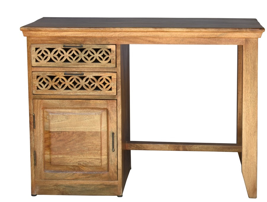 Andrew_Solid Indian Wood Study Table_Office Desk_Study Desk