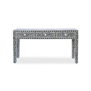 Mike Bone Inlay Console Table
