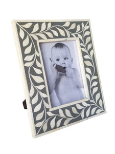 Penn Bone Inlay Photo Frame_4 x 6