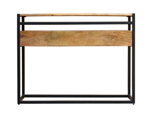 Willa Industrial Console Table