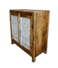 Load image into Gallery viewer, Anna Hand Carved Wooden Cabinet_Chest