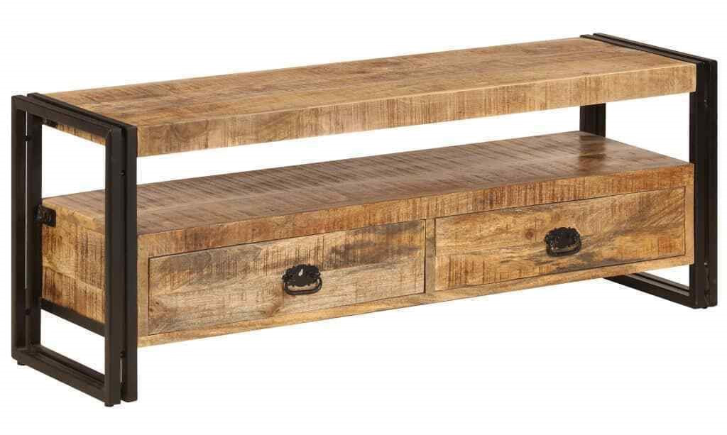 Evan_2 Drawer TV Buffet_TV Console_TV Unit