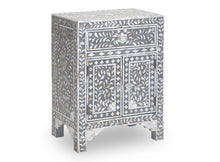 Load image into Gallery viewer, Gabrielle Mother of Pearl Bed Side Table