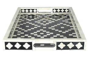 Sina_Bone Inlay Tray_50 x 35 cm
