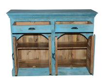 Load image into Gallery viewer, Chris Accent Cabinet_Cupboard_Chest of  2 Drawer and 4 Door_Dresser
