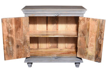 Load image into Gallery viewer, Simon_Wooden 2 Door Cabinet_Chest of Drawer_Cupboard_Cabinet