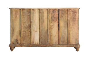 Emory Wooden Sideboard_Buffet_Chest with 3 Doors & 2 Drawers_Cabinet