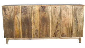 Arliss_Carved 3 Door Buffet_Sideboard