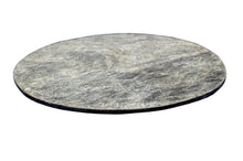 Load image into Gallery viewer, Silver Shine Grey Slate Cheese Board_Cheese Platter