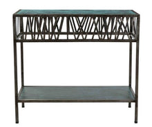 Load image into Gallery viewer, Clarke Metal Console Table