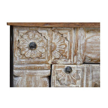 Load image into Gallery viewer, Connie_Hand Carved TV Cabinet_TV Console