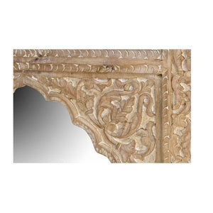 Gary_Old Arch Hand Carved Mirror