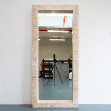 Load image into Gallery viewer, Sierra Solid Wood Long Mirror_Full Length Mirror 100 x 200 cm
