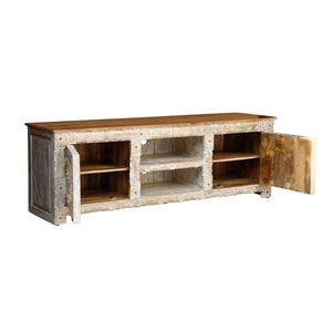 Connie_Hand Carved TV Cabinet_TV Console