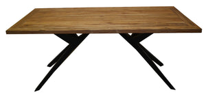 Luara_Solid Wood Dining Table