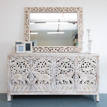 Load image into Gallery viewer, Taylor Hand Carved Wooden Sideboard_Buffet
