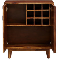 Load image into Gallery viewer, Clayton_Solid Wood Bar Cabinet_Wine Cabinet