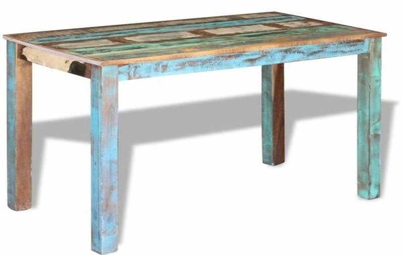 Autumn_Reclaimed Wood Dining Table
