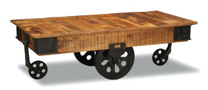 Nadon Industrial Coffee Table