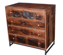 Load image into Gallery viewer, Madora Solid Wood Chest of Drawer