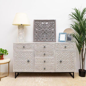 Diana_Side Board_chest of Drawers_Multi Drawers_Buffet