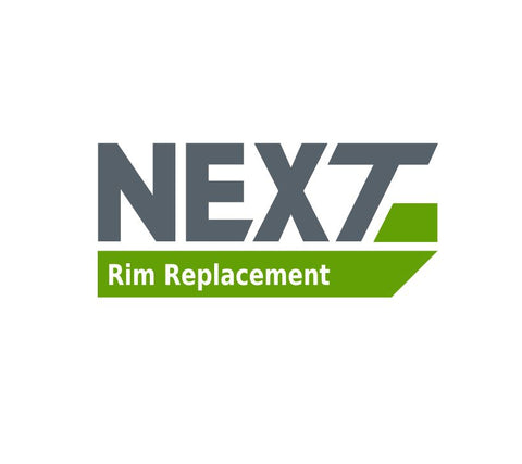 NEXT Free Lifetime Rim Replacement
