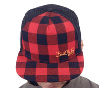 Built By Jerry | Snap Back Flannel